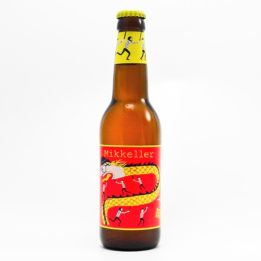 Food & Wine: Mikkeller's Mission Chinese Food Beer