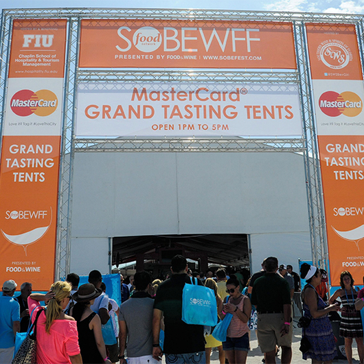 Food & Wine: The Extraordinary Impact of the South Beach Wine & Food Festival