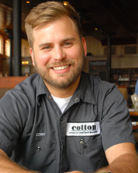 Food & Wine: Chef Cory Bahr