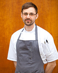 Food & Wine: Chef Justin Woodward
