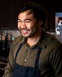 Food & Wine: Paul Qui
