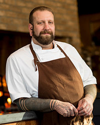 Food & Wine: Chef Scott Snyder