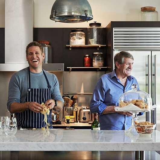 Food & Wine: Curtis Stone Cooks for Love