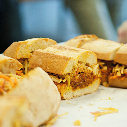 Food & Wine: A Brilliant Barbecue Sandwich for Vegans