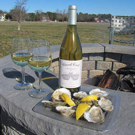 Food & Wine: A Virginia Wine That's Great With Seafood
