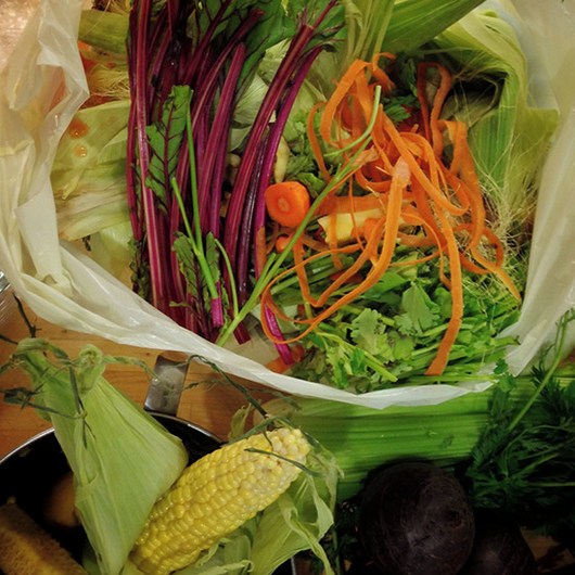 Food & Wine: 5 Composting Lessons from the F&W Test Kitchen