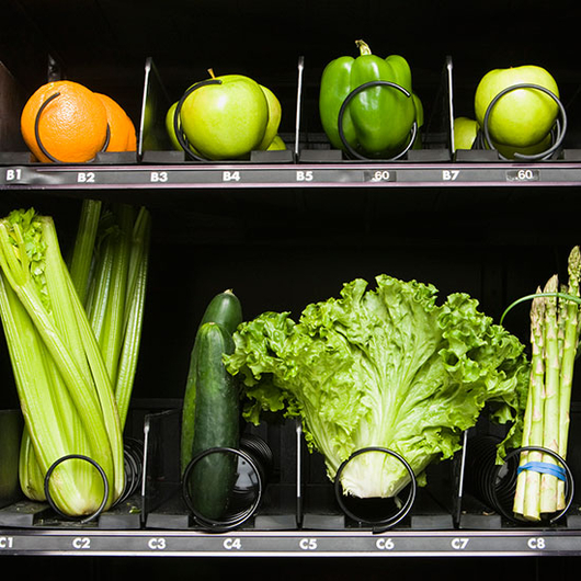 Food & Wine: Vending-Machine Cuisine Quiz