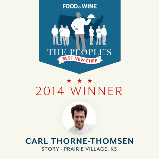 Food & Wine: The People's Best New Chef 2014 Winners