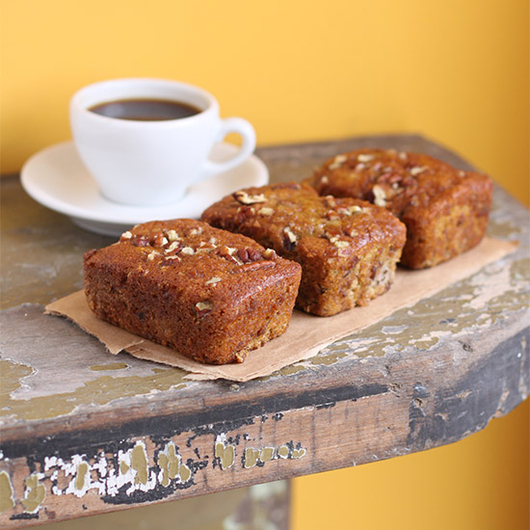 Food & Wine: 4 Tips for Baking with Oat Flour