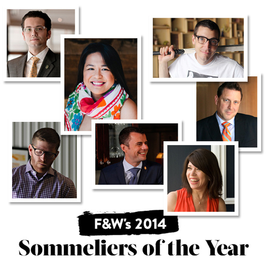 Food & Wine: Announcing F&W's 2014 Sommeliers of the Year