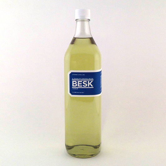 Food & Wine: Can't Get Malört? Drink Bësk
