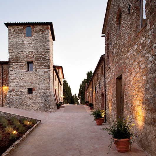 Food & Wine: Castello di Casole