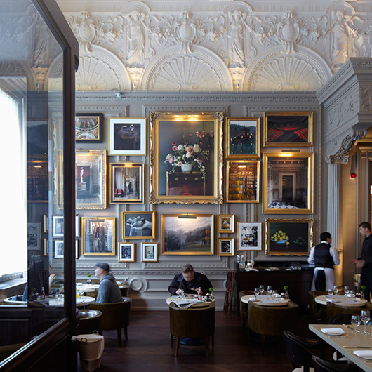 Food & Wine: Where to Find Elegant Indian Food and a Melting Beef Candle in London