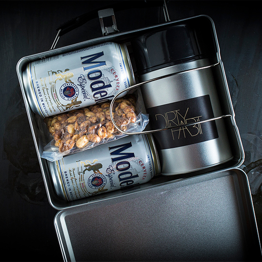 Food & Wine: Don't Forget to Pack a Lunchbox Full of Booze
