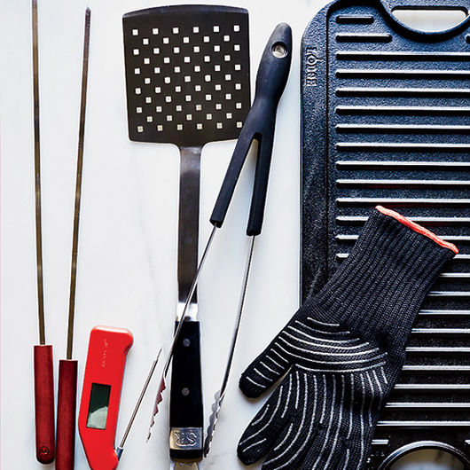 Food & Wine: 6 Things Every Griller Needs