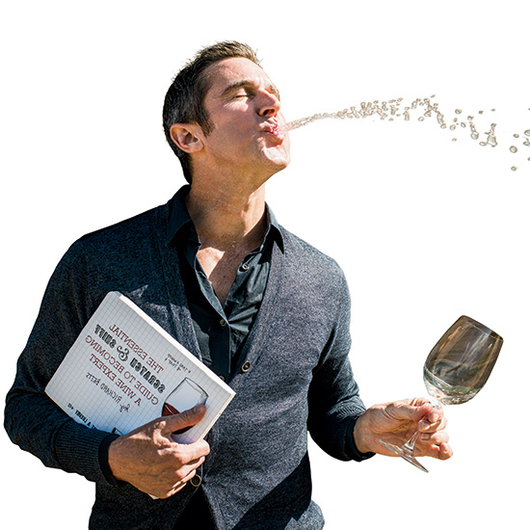Food & Wine: How to Swirl, Sniff, Slurp and Spit Wine Like a Pro