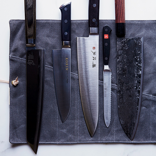 Food & Wine: Favorite Chefs Knives