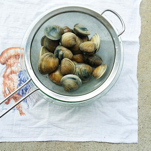 Food & Wine: Wicked Fresh Clams, Brown Butter Lobster Rolls and Gooseberry-Topped Oysters