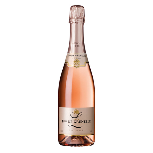 Food & Wine: A Totally Crushable Bottle of Sparkling Rosé