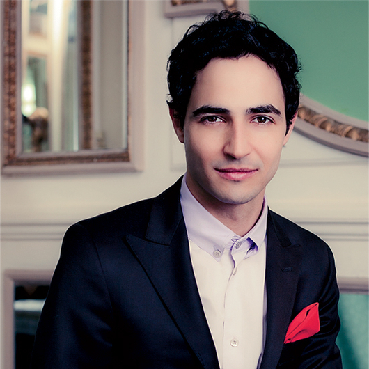 Food & Wine: Zac Posen on Marinara Sauce as Therapy and the Heartbreak of Vegan Desserts