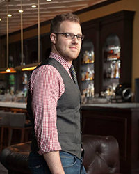 Food & Wine: Best New Mixologist Alex Renshaw