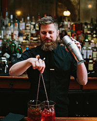 Food & Wine: Best New Mixologist Ryan Casey