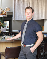 Food & Wine: Best New Mixologist Tyler Stevens