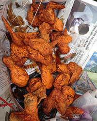 Food & Wine: Fried Chicken at the Food & Wine Classic in Aspen