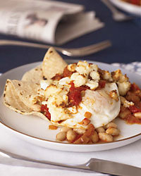 Food & Wine: White Bean Huevos Rancheros