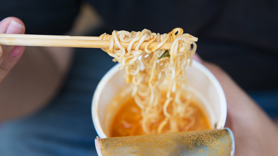 Ramen is the new gold standard in prison currency, study says