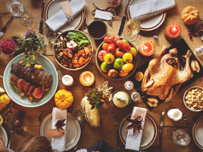 Thanksgiving Entertaining Ideas Recipes For A Crowd