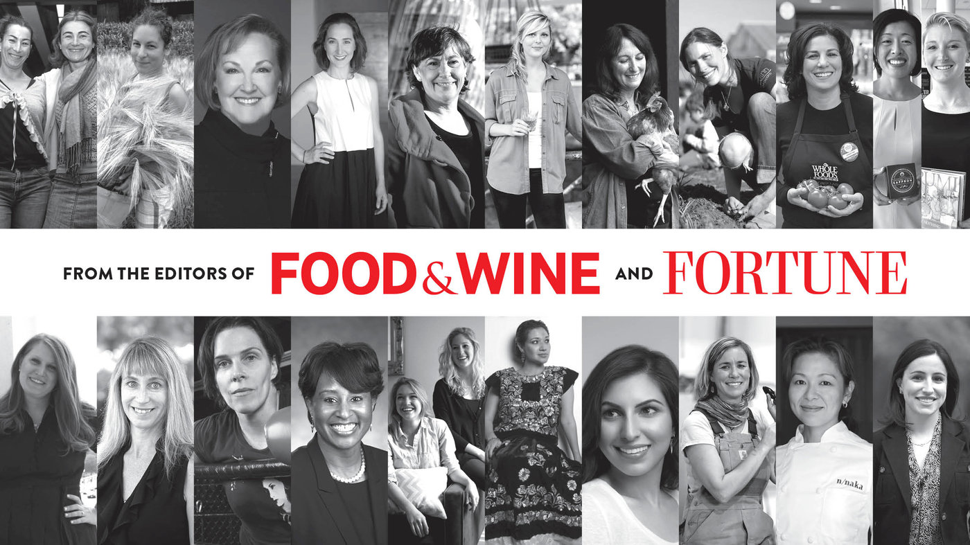 Innovative Women in Food and Drink