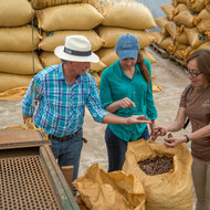 Food & Wine: Queen of Candy Dylan Lauren Takes Us Behind the Scenes of Her Trip to Ecuador