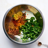 Food & Wine: Building a Biryani