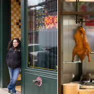 Food & Wine: Inside chef Stephanie Izard's newest venture, Duck Duck Goat