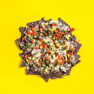 Food & Wine: Black & Blue Nachos