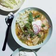 Food & Wine: Spicy Green Posole
