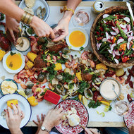 Food & Wine: Frogmore Stew with Old Bay Aioli