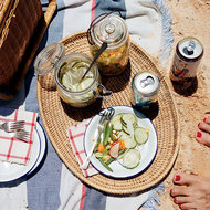 Food & Wine: Grandfather's Pickles