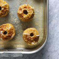 Food & Wine: White Wine–Baked Apples