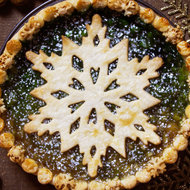 Food & Wine: This Artist's '12 Days of Crustmas' Series Celebrates Christmas With Pie