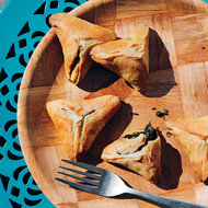 Food & Wine: Spinach Mu'ajinaat