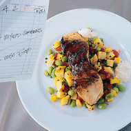 Food & Wine: McDevitt's Miso-Marinated Sea Bass