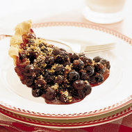 Food & Wine: Blueberry-Pecan Crunch Pie