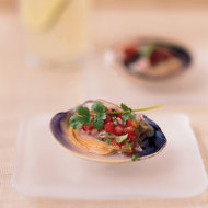 Food & Wine: Cherrystone Clam Seviche
