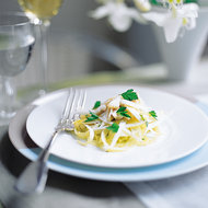Food & Wine: Fennel-and-Endive Slaw with Crab