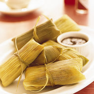 Food & Wine: Pulled-Pork Tamales