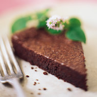 Food & Wine: Elizabeth David's Chocolate Cake