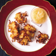 Food & Wine: Potato-Apple Latkes