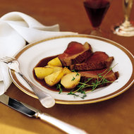 Food & Wine: Duck Breasts In Muscat and Orange Juice